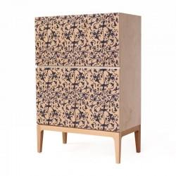 Spring Cabinet