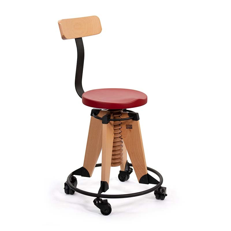 Burgu Roller Sandalye